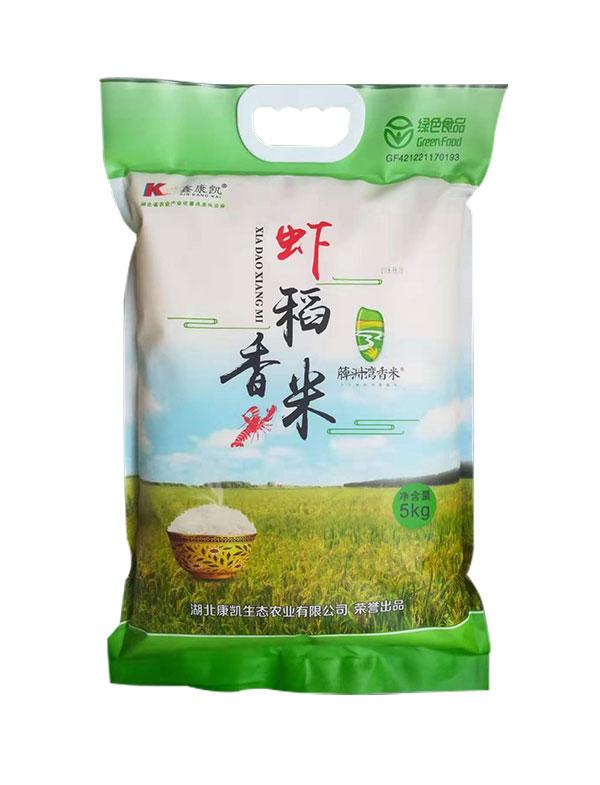 鑫康凯虾稻香米 5kg