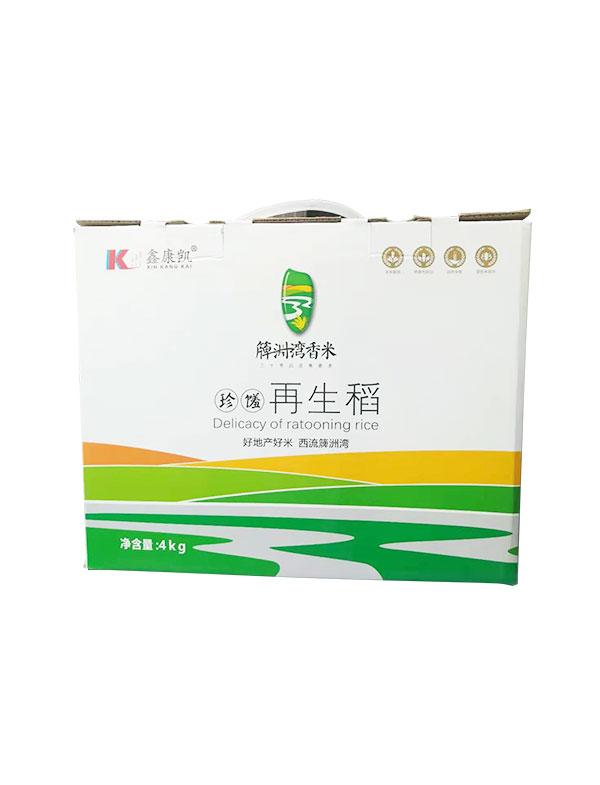 簰洲湾再生稻 4kg