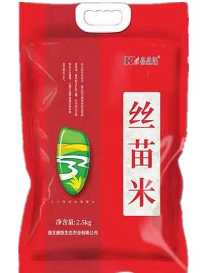 丝苗米  2.5kg